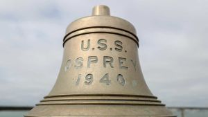 USS Osprey bell