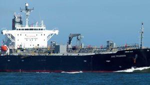 Venezuela tanker