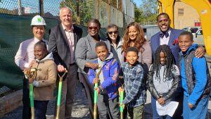 Vital Brooklyn Initiative playground