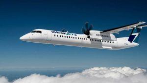 WestJet Encore Bombardier