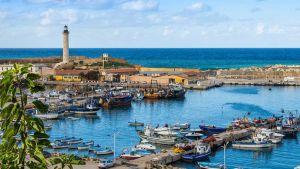 Algeria port