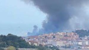 Ancona fire