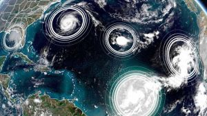 Atlantic cyclones