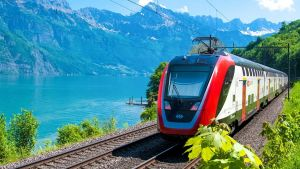 Bombardier rail