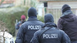 Federal Police Germany