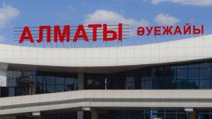Kazakhstan airport