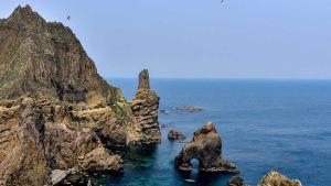 Korea sea