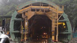 La Linea Tunnel