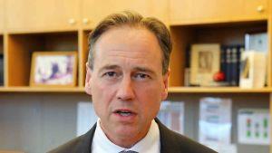 Minister Greg Hunt