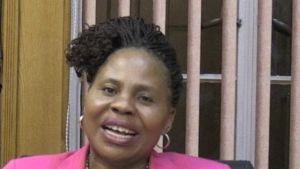 Minister Monica Mutsvangwa