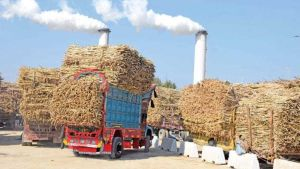 Pakistan sugar mill