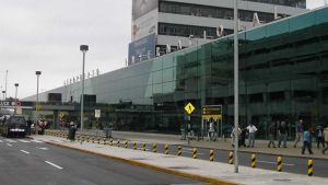 Peru airport