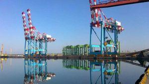 Pivdenny seaport