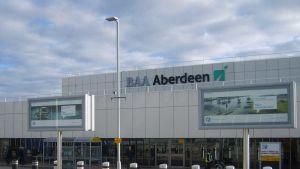 Scotland airport