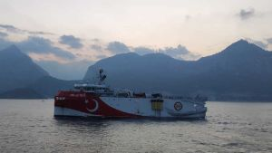 Turkey Mediterranean exploration