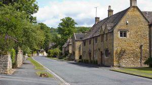 UK street