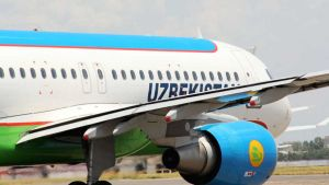 Uzbekistan airport
