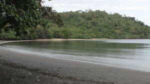 Vanuatu coast