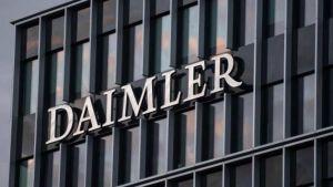Daimler insurance services