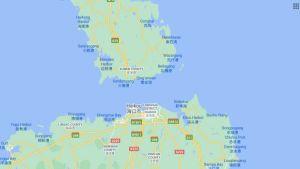 Hainan Strait