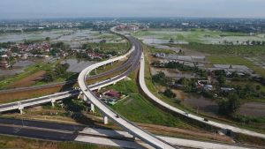 Indonesia toll road