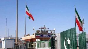 Iran, Pakistan border