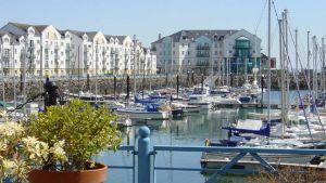 Ireland port