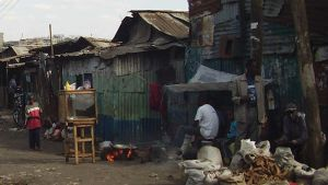 Kenya street