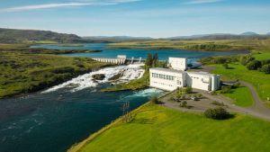 Ljósafoss Hydropower Station