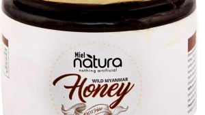 Myanmar honey