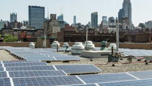 New York rooftop solar