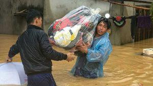 Vietnam downpours