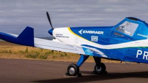 Embraer electric