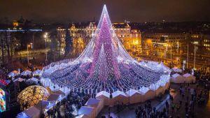 Christmas in Vilnus