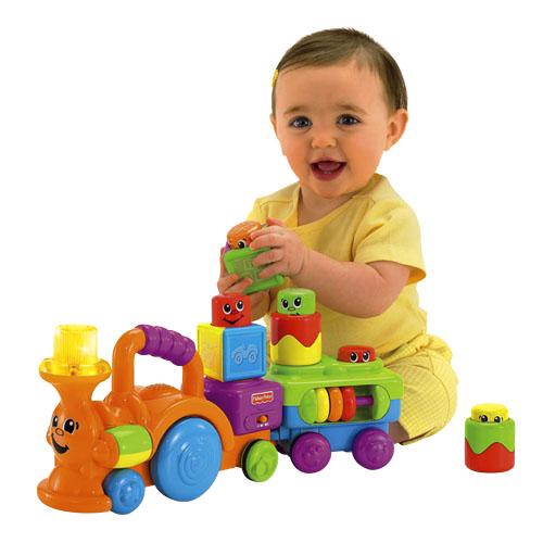 Urutan Mainan Selama Tiga Tahun Pertama Usia Anak