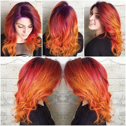 Warna Rambut yang Akan Happening di 2017