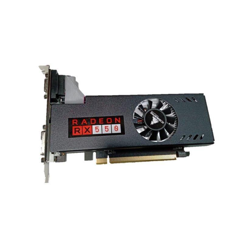CTarjeta de Video Iceberg AMD Radeon RX 550 Fluency