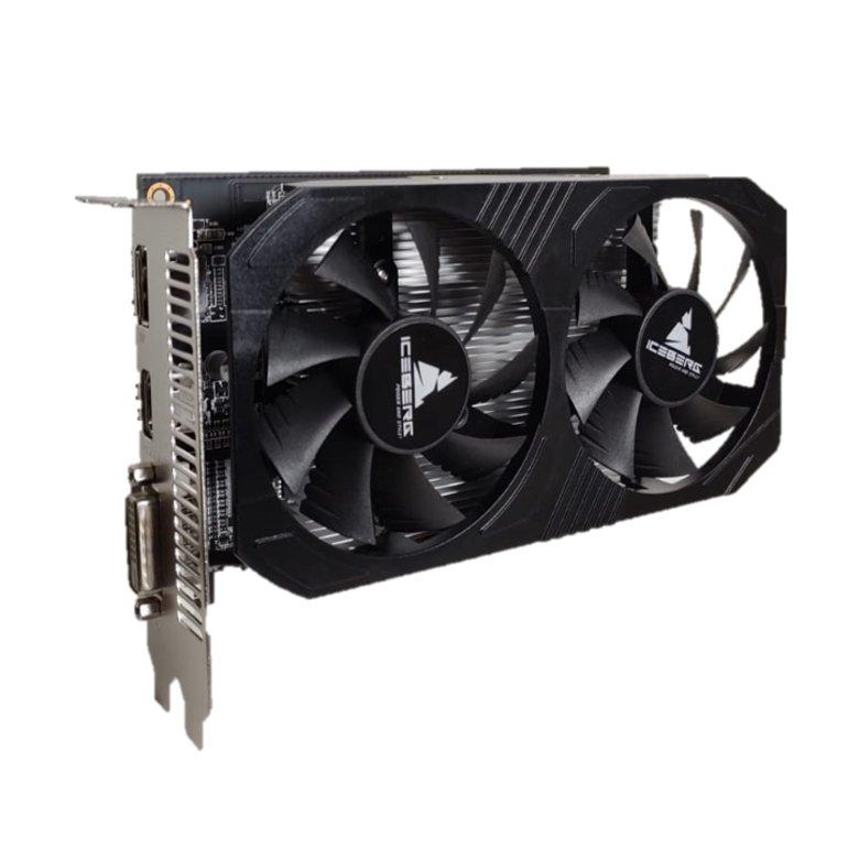 Tarjeta de Video Iceberg AMD Radeon RX 560D Spectrum