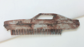 Hotrod Comb