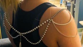 Stranded Body Necklace