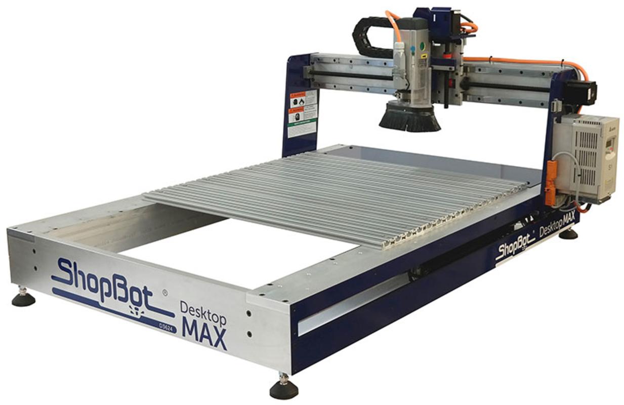 """Shopbot Desktop MAX (24"""" x 36"""", ATC)"""