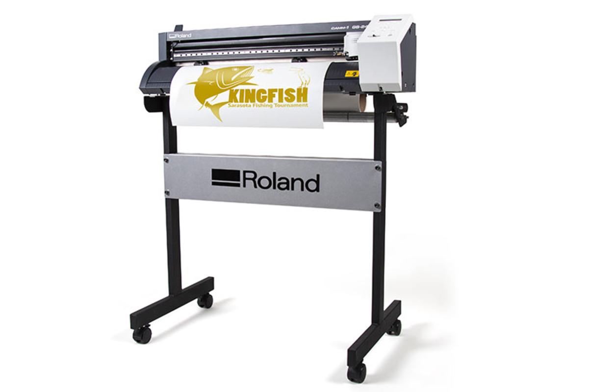 Roland GS-24 Vinyl Cutter (Coming Soon)