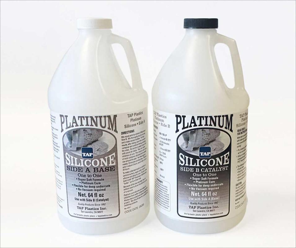 TAP Platinum Silicone