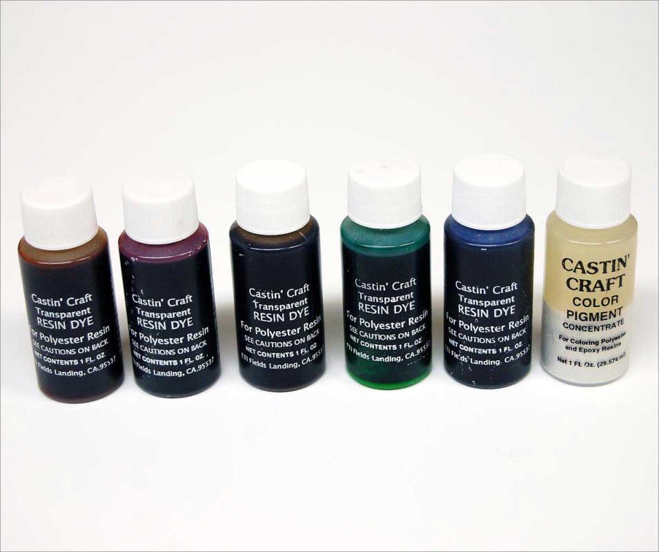 Transparent Dye (1 oz)