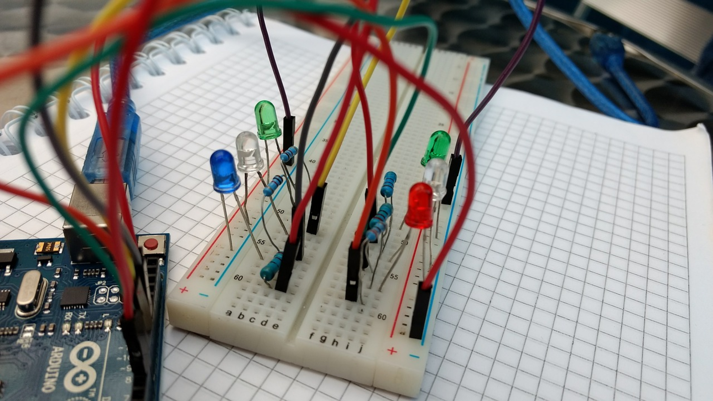 Breadboards & Electronic Components