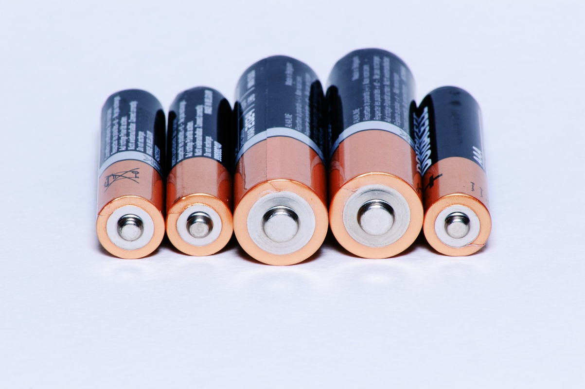 Batteries, Power Supplies, and Connectors