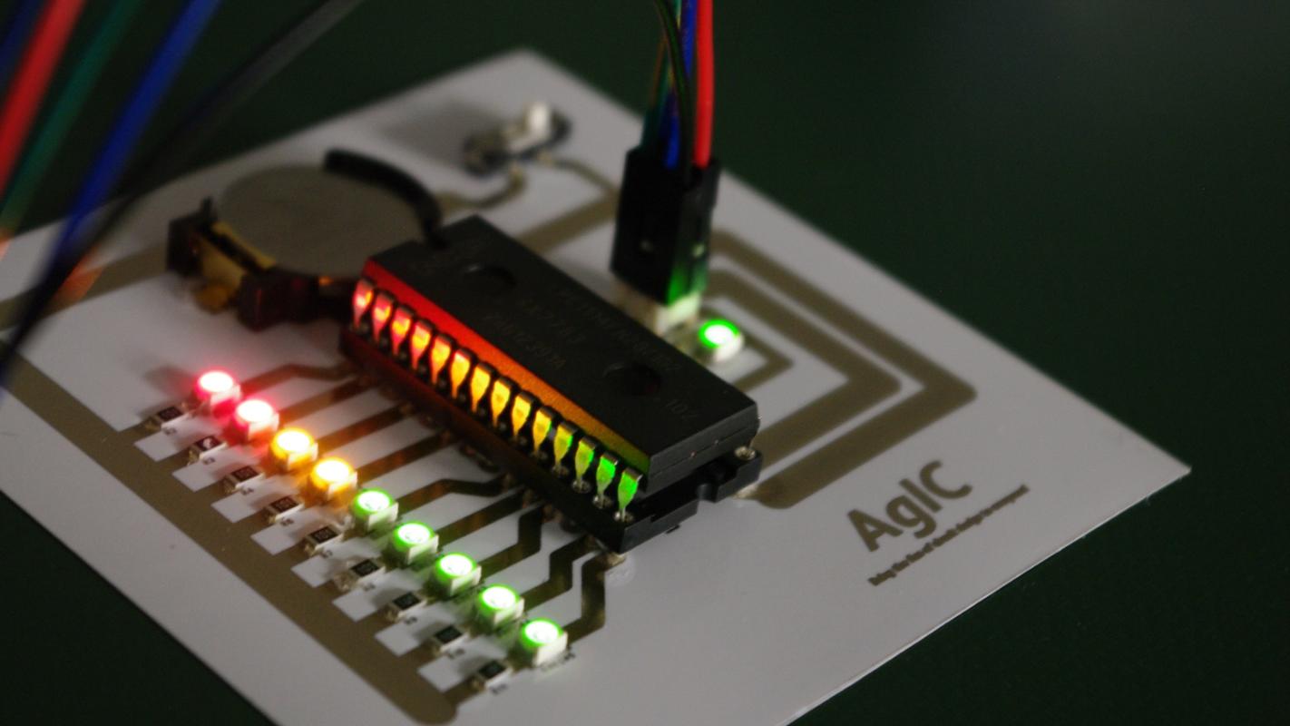 AgIC Silver Ink Circuit System (Epson ET-2720)