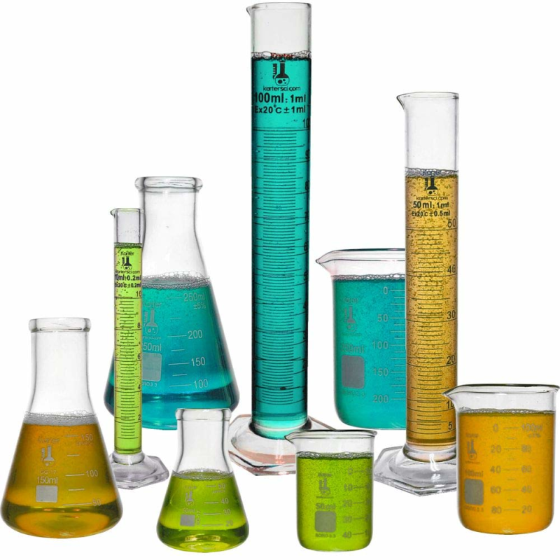 Borosilicate Chem Equipment