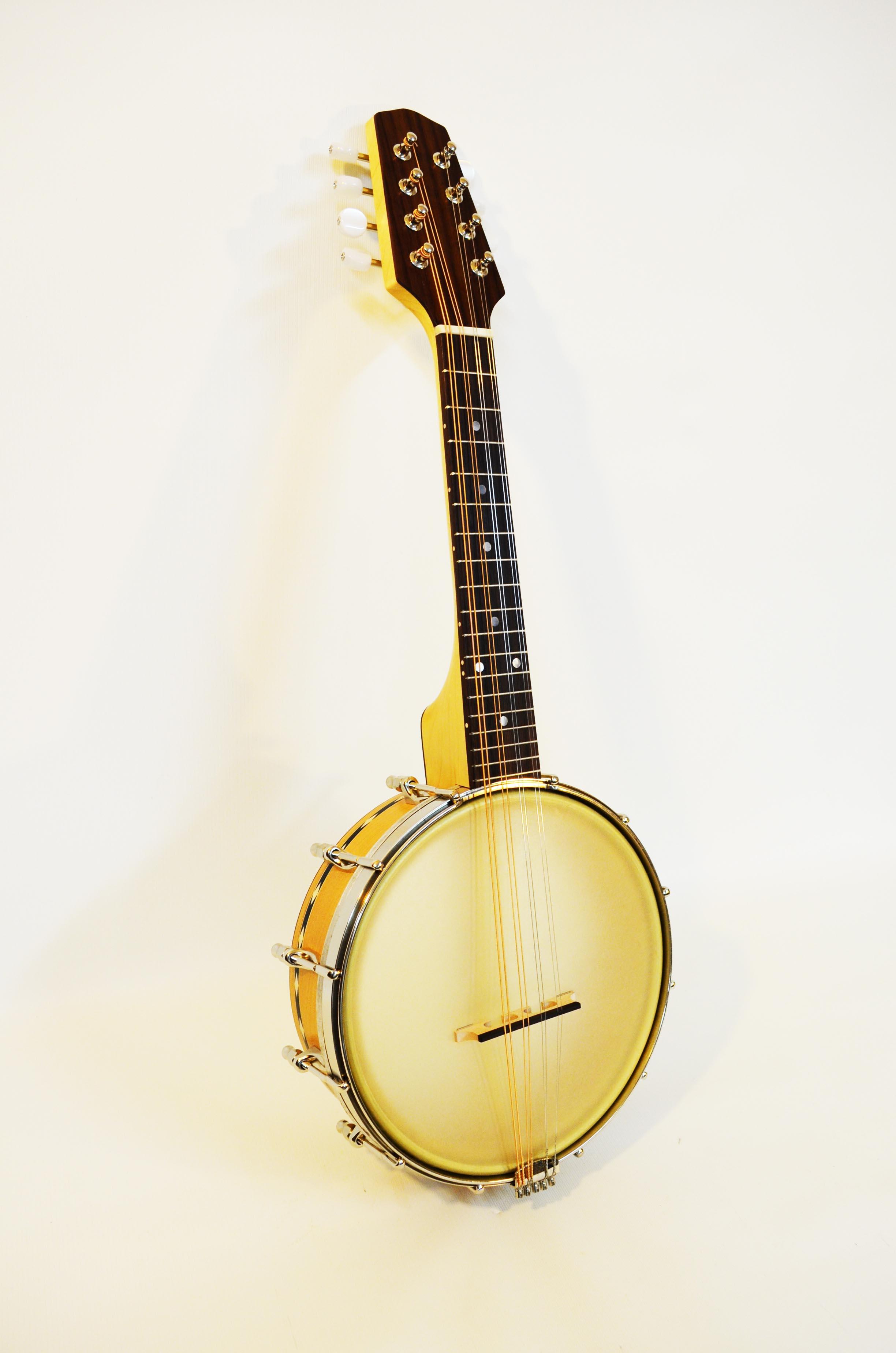 Cedar Mountain banjo mandolin