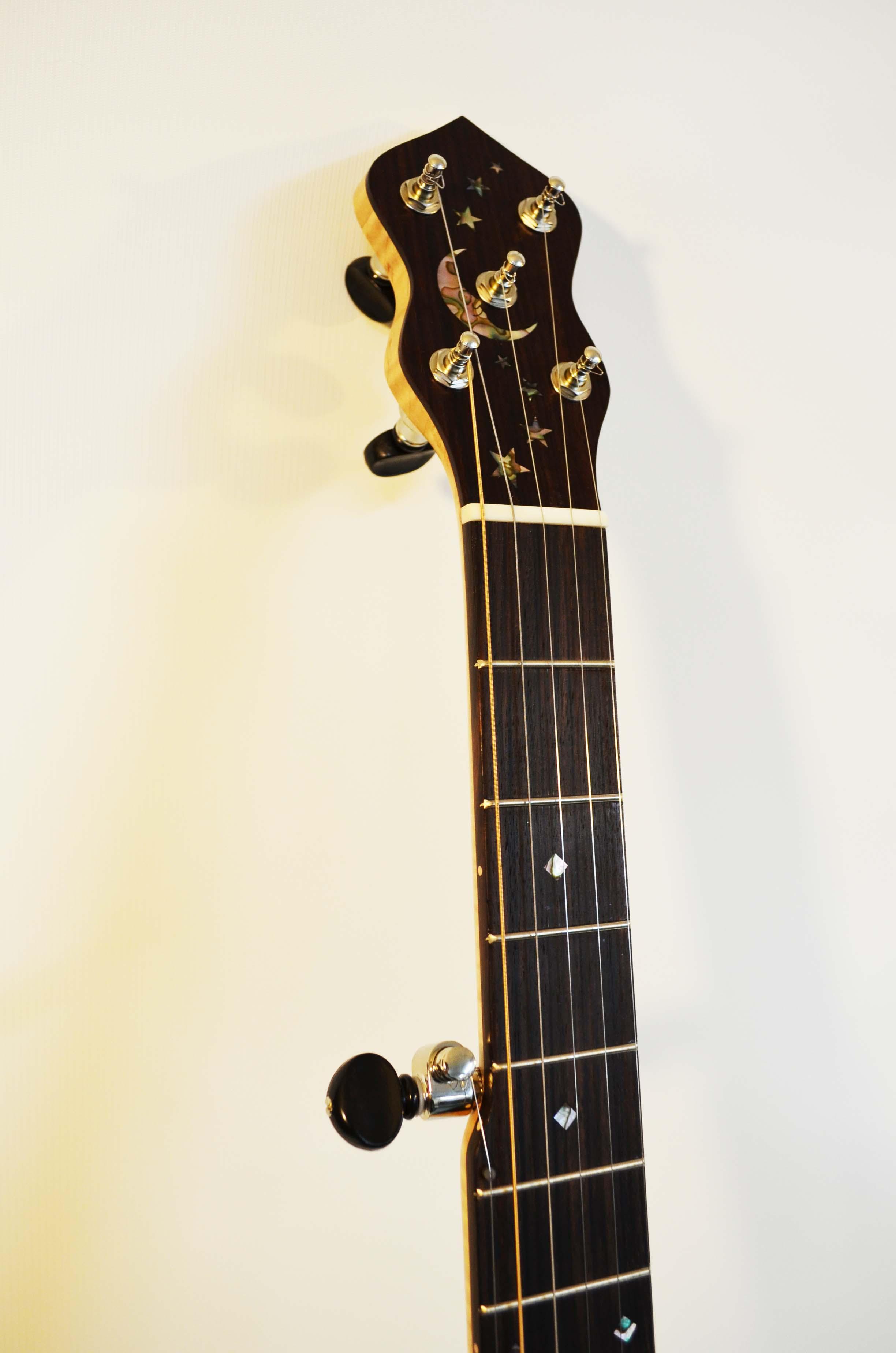 Cedar Mountain 6 string neck option